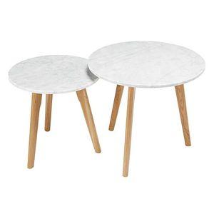 MAISONS DU MONDE - twin - Tavolini Sovrapponibili