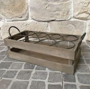 CHEMIN DE CAMPAGNE -  - Rack Portabottiglie (cantina)