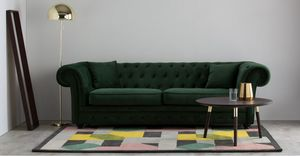 MADE -  - Divano Chesterfield