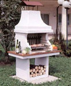 Marsi Camin -  - Barbecue In Pietra