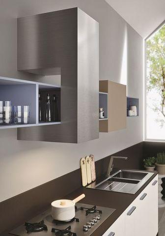 Snaidero - Cucina moderna-Snaidero-Code-._