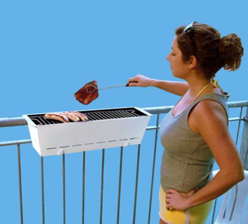 HENRIK DRECKER - Barbecue a carbone-HENRIK DRECKER-De balcon