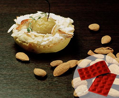 Silikomart - Stampo per tartellette-Silikomart