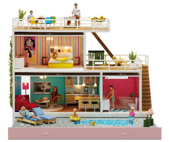 Micki Leksaker - Casa delle bambole-Micki Leksaker-Lundby - Stockholm