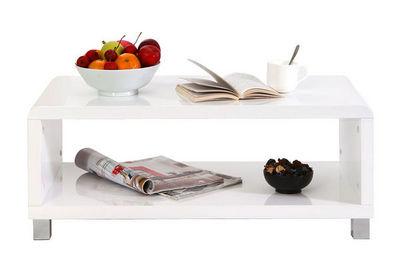 Miliboo - Tavolino rettangolare-Miliboo-ROXY TABLE BASSE