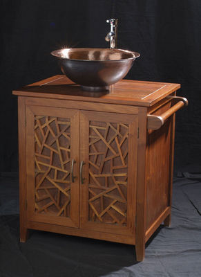 Matahati - Mobile bagno-Matahati-Meuble de salle de bain sur mesure